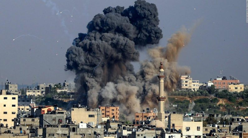 Israel and Hamas agree to a ceasefire
