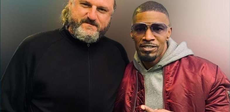 Jamie Foxx gives voice to the deep house track
