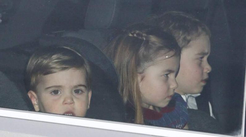 Kate Middleton found in London with her children: Internet users are found