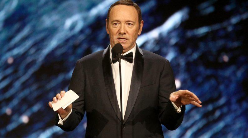 Kevin Spacey returns to cinema in Franco Nero's next film