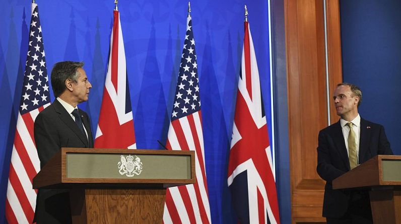London and Washington for an integrated approach with the G7