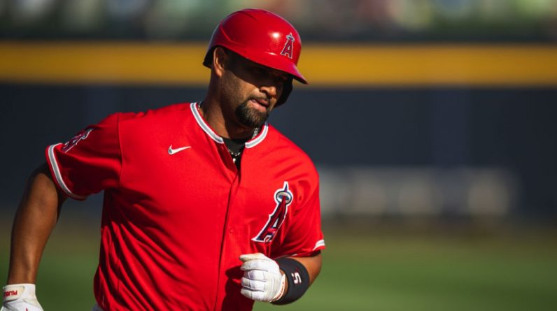 MLP: Angels cut ties with Albert Pujols
