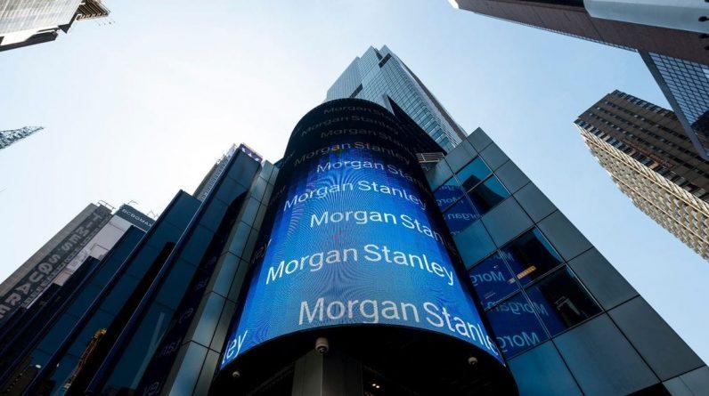 Remaniement massif au sein de la banque d'affaires américaine Morgan Stanley