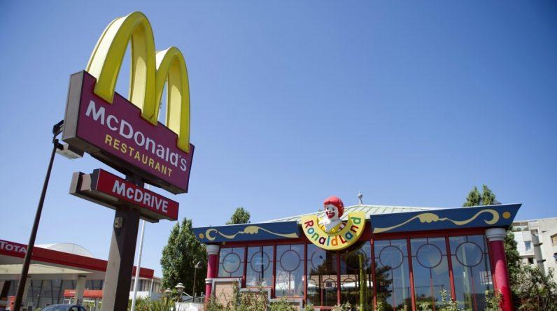 McDonald's is facing a lawsuit alleging discrimination