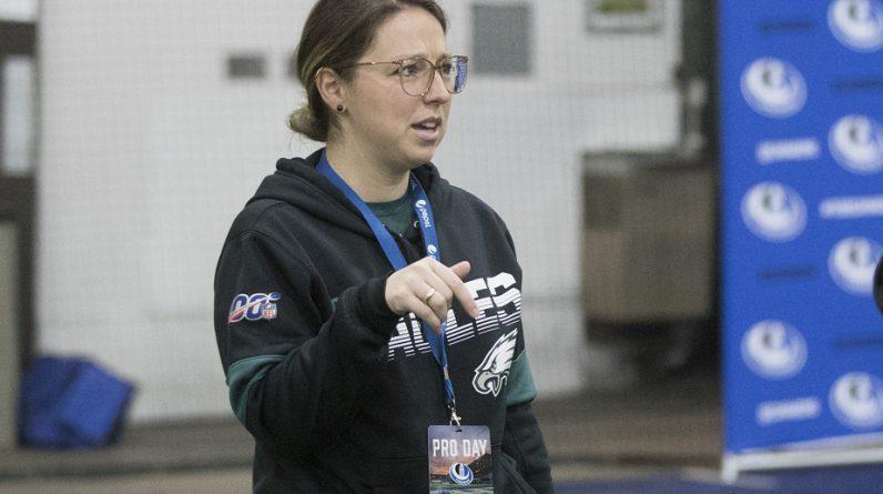 NFL |  VP for Catherine Rashe Philadelphia Eagles