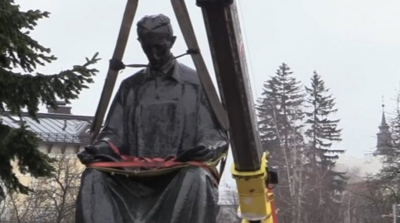 Nikola Tesla reappears in Gospik: The monument to the great scientist opens a few kilometers from his hometown of Smiljan