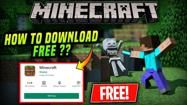 Original Mincraft Latest Version For iPhone And Android May 2021 Download Last Version Of Minecraft