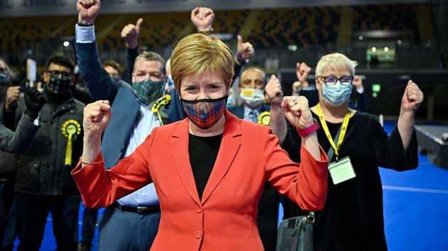 Scotland and London are ready for a long struggle over the referendum