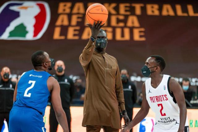 """The NBA announces the creation of """"NBA Africa"""""""