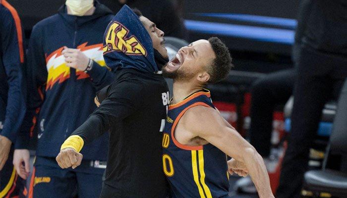 L'improbable Warrior qui a pris feu... et gagné sa place dans la rotation ! NBA