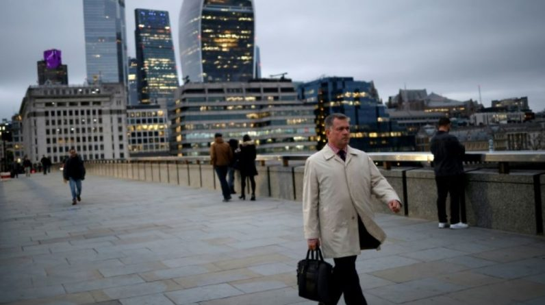 The deserted city of London will transform offices into housing