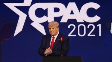 Is Donald Trump already back?