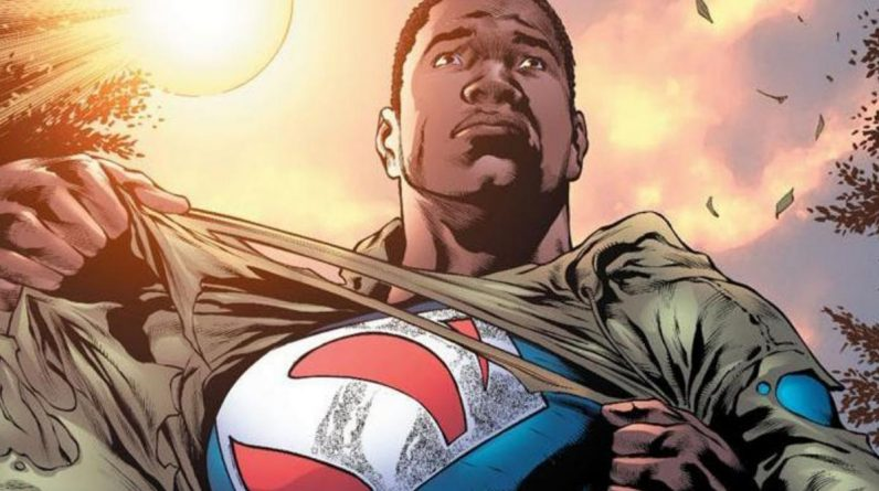 "Warner Bros.  Looking for a black actor and director for the movie ""Black Superman"""