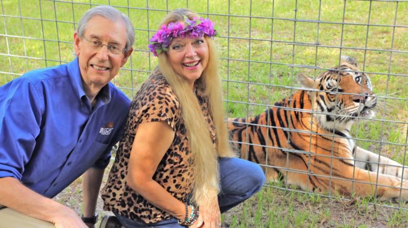 Tiger King: Carol Baskin has refused to take part in Season 2