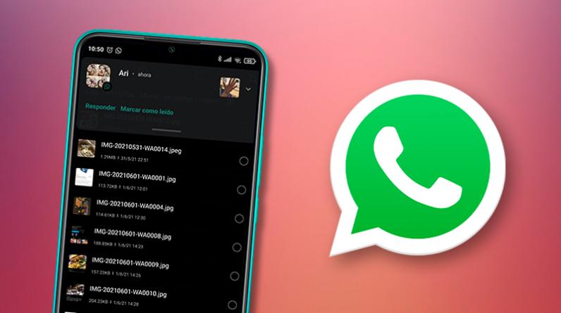 Truco oculto de WhatsApp: mira las imágenes antes de entrar en la app