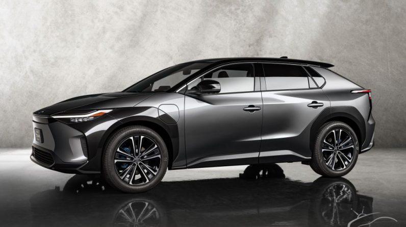 Le concept bZ4X de Toyota officiellement présenté pour l'Amérique du Nord
