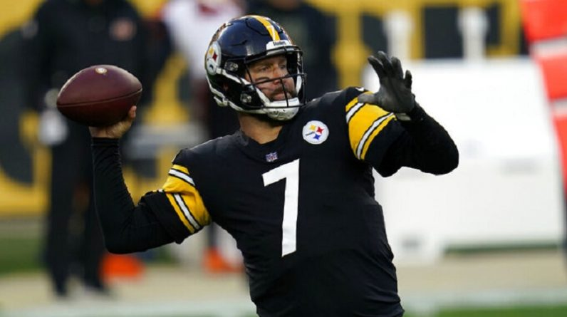 Steelers: Big Ben hurts like a clock    Touchdown Act (NFL Act)