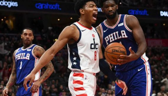 Participating in the playoffs is a big step for Rui Hachimura  NBA