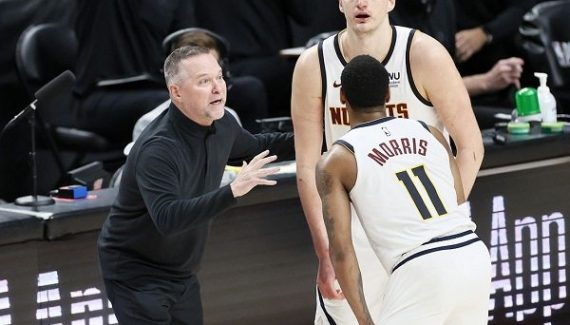 Mike Malone is very angry with his team  NBA