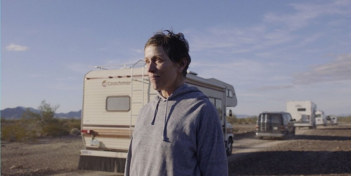 Fran, or Francis McDormand, is the lead actress and producer of the film.