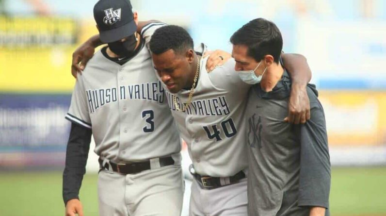 MLP at a glance: Luis Severino injured during rehab |  Pete Alonso is his GM