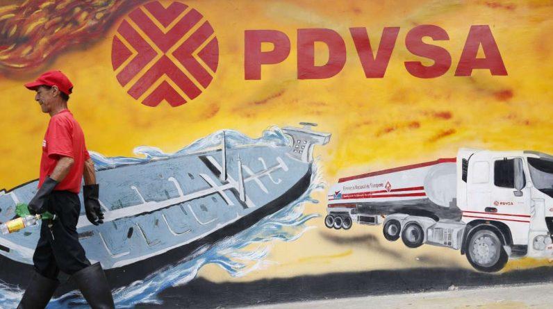 How Venezuela violates US oil sanctions
