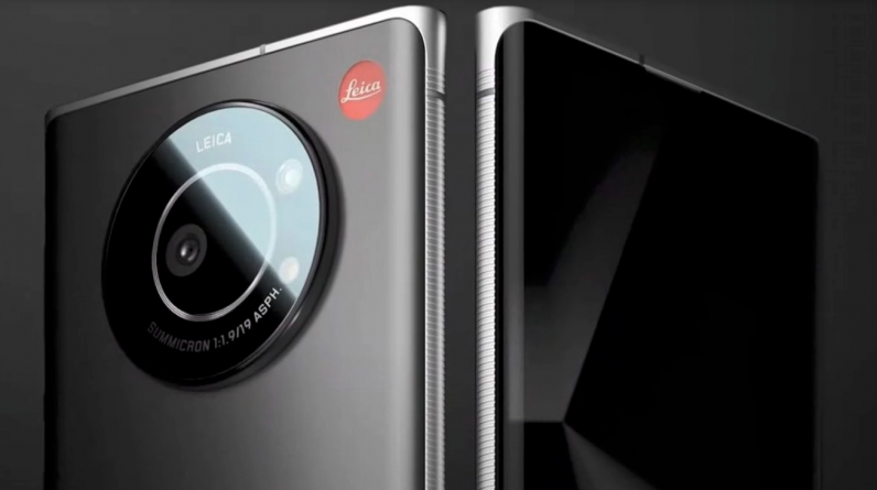 Leica launches its first smartphone ... roughly
