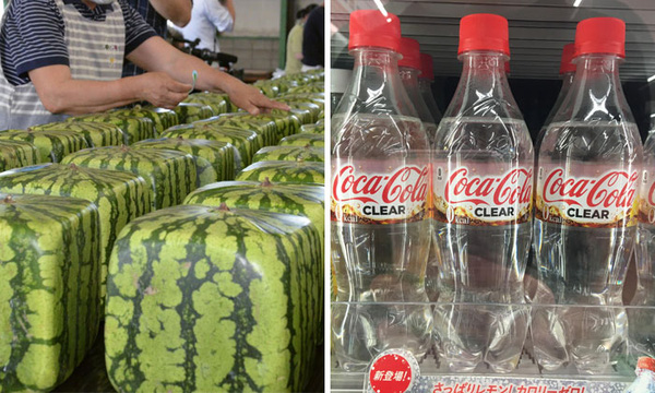 Strange things show that Japan is completely different from others