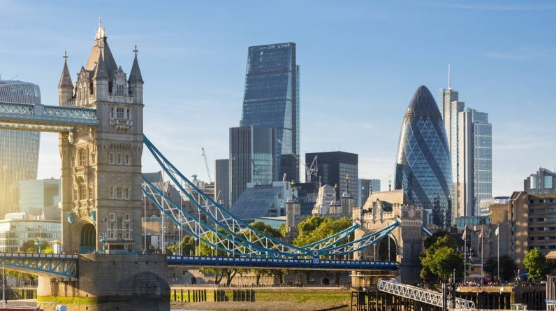 The city of London is rediscovering itself