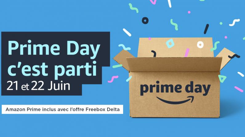 Let's go to Amazon Prime Day