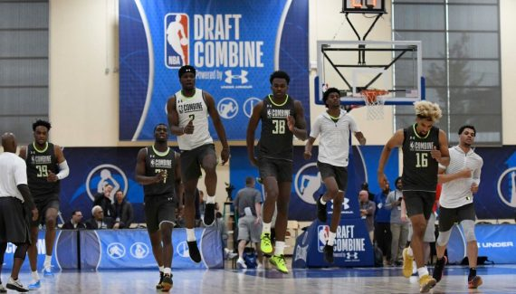 Two-speed process in draft connection |  NBA