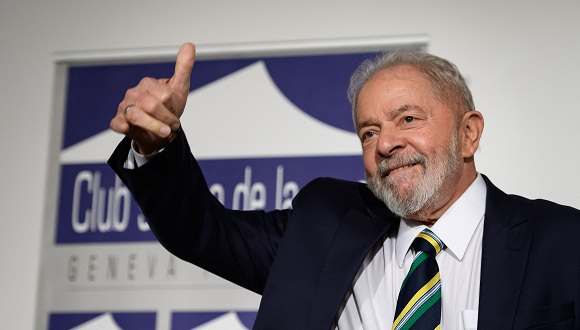 The Supreme Court of Brazil confirms that one of the trials against Lula was not impartial