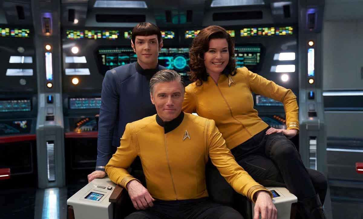 Star Trek: Strong New Worlds