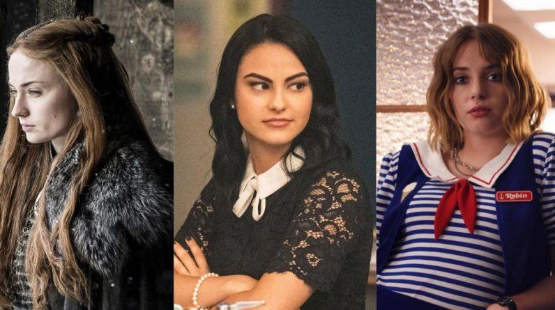 Netflix: Sophie Turner (Game of Thrones), Camila Mendes (Riverdale) and Maya Hawk (Stranger Things) reunite in Dark Comedy Strangers