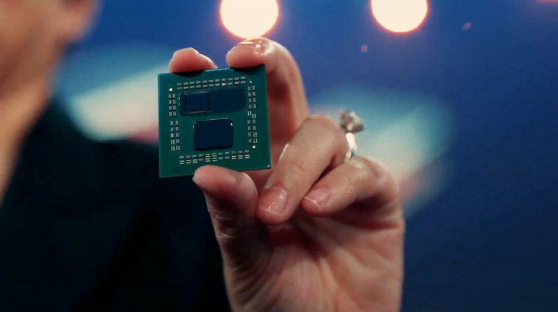AMD enhances gaming performance by 15% with high-speed L3 cache-PC watch, 3D stocking technology