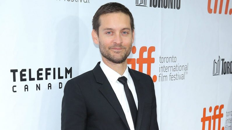 After 7 years without playing, Toby Maguire is back in cinema in Damien Chassell's next film