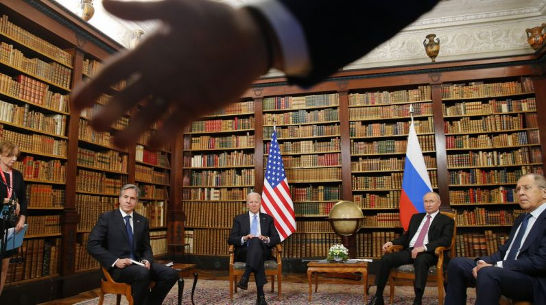 Between Biden and Putin, the peak of relaxation?  - Release