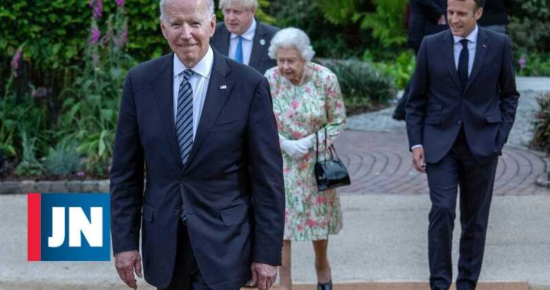 Boris threatened, and Biden asked for an alternative to the new Silk Road