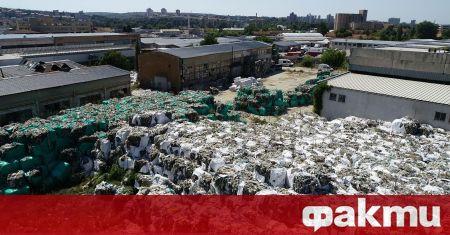 Bulgaria will import nearly 15,000 tons of hazardous waste by 2021 - ak News Fakti.bg - from Bulgaria
