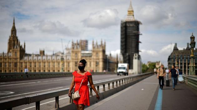 Delta Variation: London Half Caring, Half Assurance