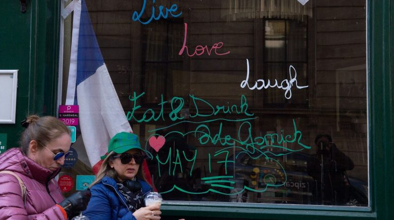 For the French in London, an uncertain British future