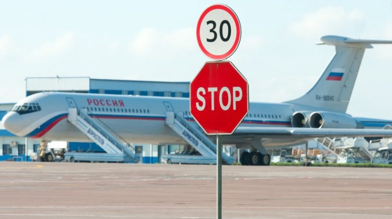 Germany has closed its airspace for flights from Russia