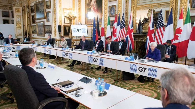Highlights of G7 Accounting in London