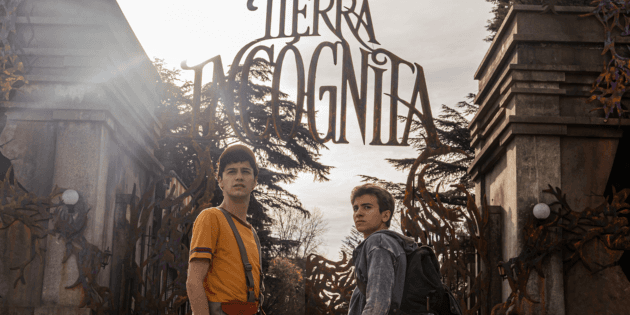 How is the Latin American Disney horror series Deora Incognito