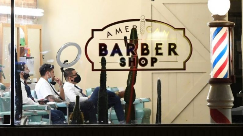 In the United States, African-American hairdressers use vaccines