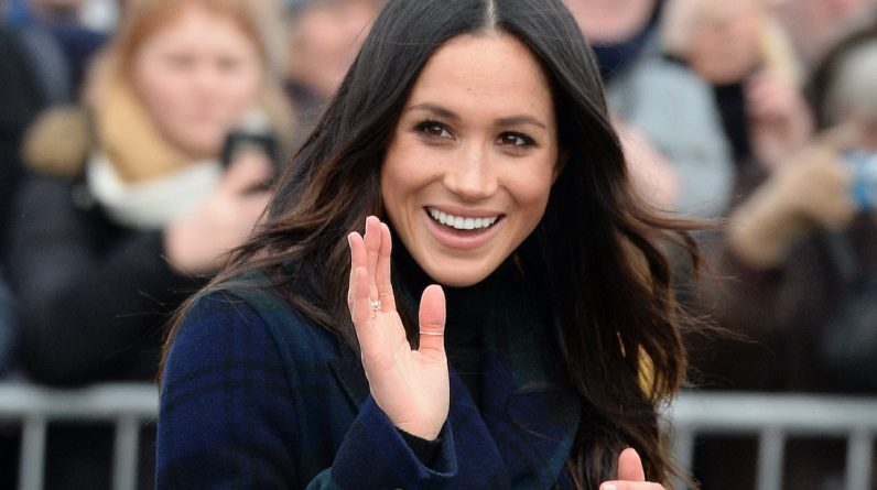 Is Megan Markle in London to pay tribute to Diana?