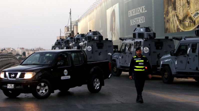 Jordan .. Interior Ministry reports that members of the security forces were injured during the disturbances |  Jordan News