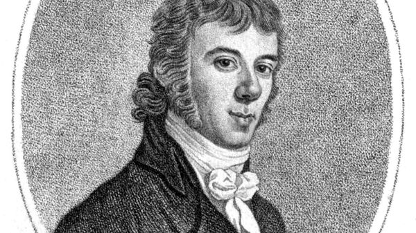 Joseph Wolfle, an Austrian in London