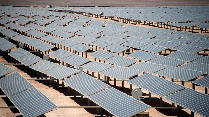 Chili: inauguration de la plus grande centrale solaire thermique d