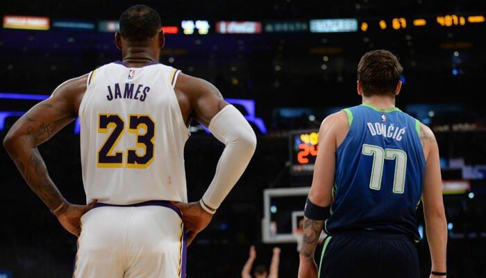 Luka Doncic en NBA égale LeBron James dans une nouvelle statistique